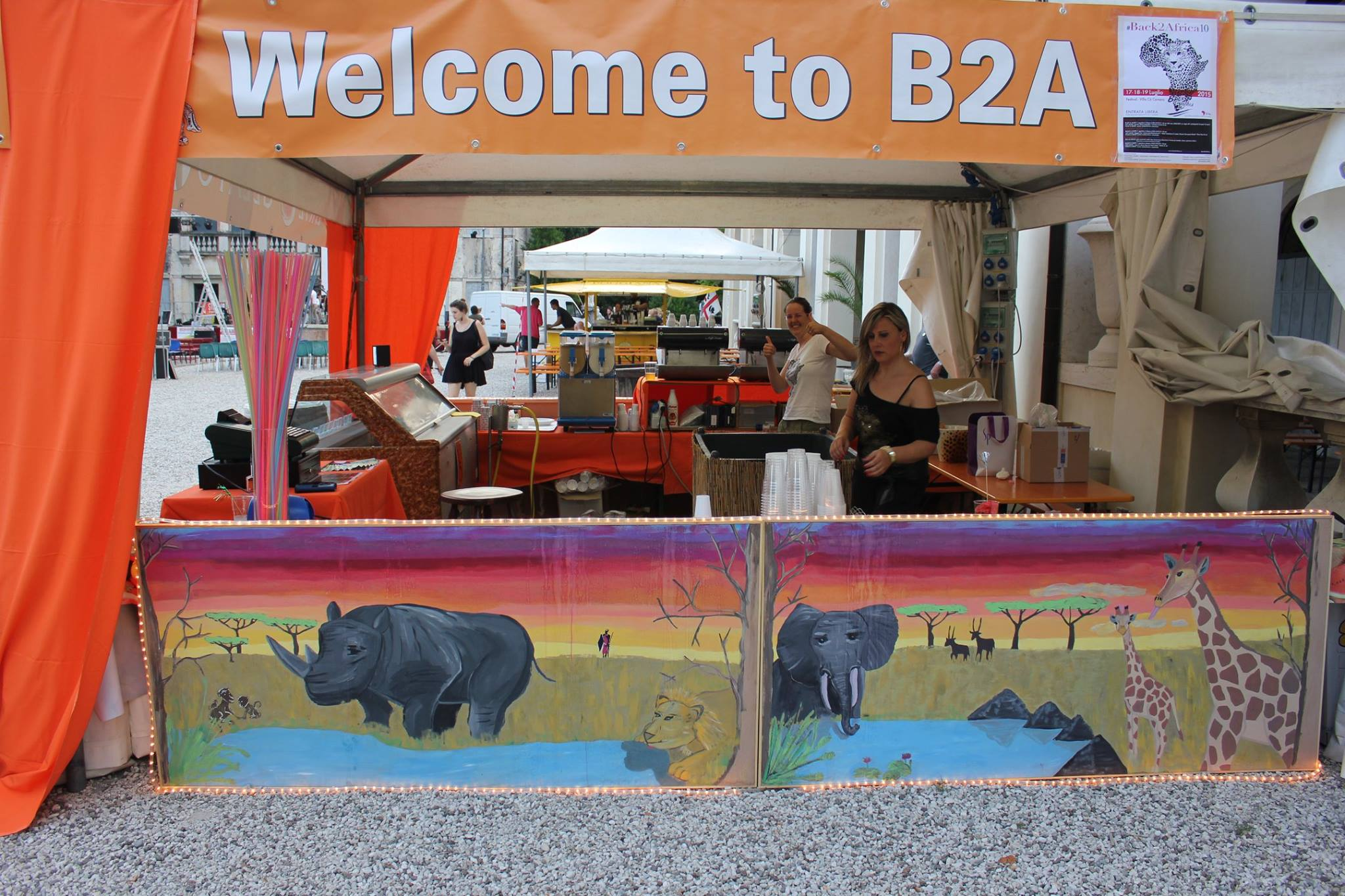 welcome to b2a